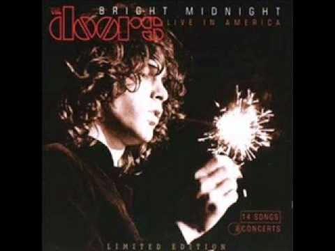 Tekst piosenki The Doors - Baby please don't go po polsku