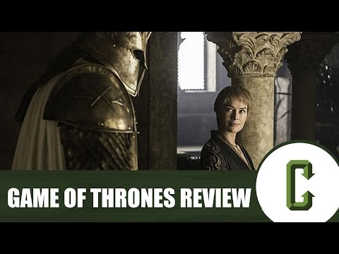"""Game of Thrones Season 6 Episode 8 """"No One"""" Review"""