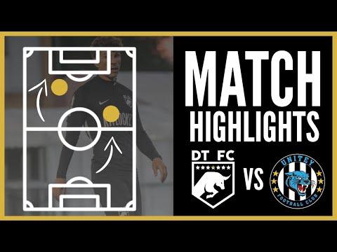 DT FC vs UNITEY FC | MEN AGAINST BOYS | GAME 2 OF PRE SEASON