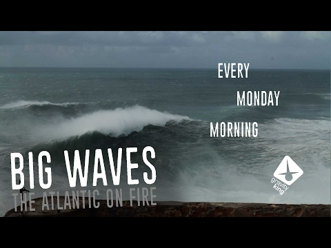 Big Waves– Every Monday Morning episode 13