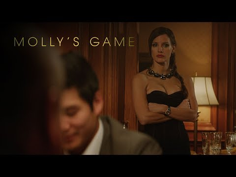 Molly's Game | Trailer Announcement | Own It Now On Digital HD, Blu-ray™ & DVD