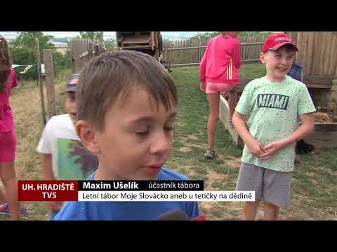 TVS: Uherské Hradiště 21. 7. 2018