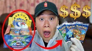 Video OPENING $3000 POKEMON BASE SET BOOSTER BOX (GREATEST PACKS OF ALL TIME!!) MP3, 3GP, MP4, WEBM, AVI, FLV Oktober 2018