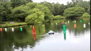 RoboBoat 2015: Competition Qualifying Run 1 of 2
