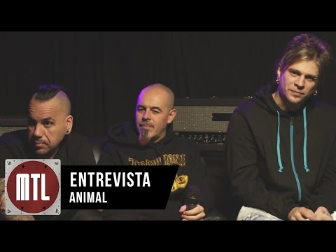Animal video Entrevista MTL - Temporada 04 - Julio 2015