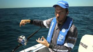 WFT Electra Reels Manual Part 2 (of 4) — Fishing & functions
