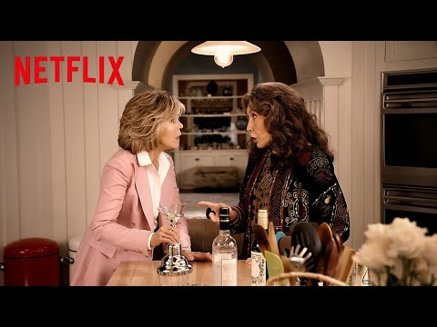 เกรซ แอนด์ แฟรงกี้ (Grace and Frankie) ซีซั่น 6 | ตัวอย่างซีรีส์อย่างเป็นทางการ | Netflix