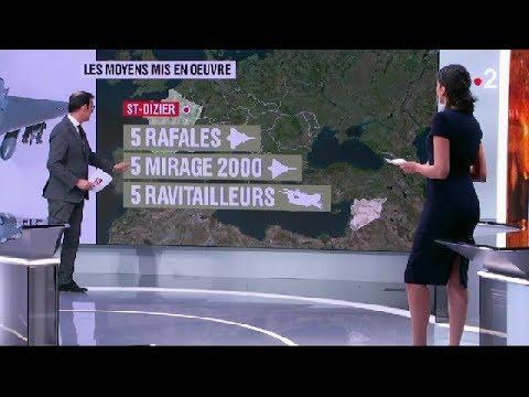 Frappes en Syrie : le Journal télévisé du 13h00 de France 2 du 14 avril 2018