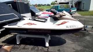 8. 2004 04 Seadoo GTI RFI LE 787/800 For Sale Parting Out Only
