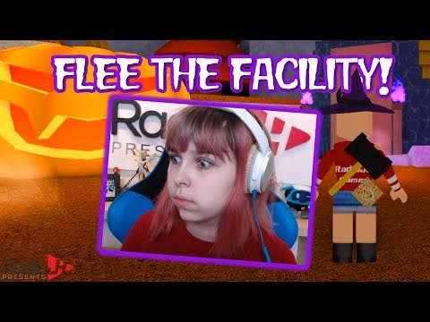 Roblox HALLOW'S EVE Event FLEE THE FACILITY