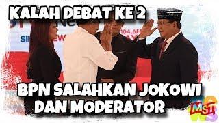 Video Tutupi Kalah Debat, Tim Prabowo Ramai-Ramai Salahkan Jokowi Dan Moderator! Wkwkwk! MP3, 3GP, MP4, WEBM, AVI, FLV Februari 2019
