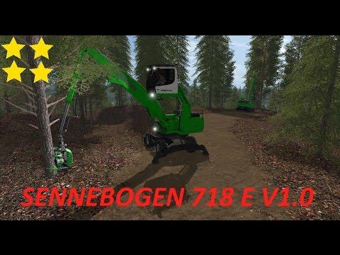 Sennebogen 718 E v1.0