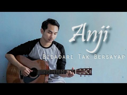 Anji - Bidadari Tak Bersayap ( Lunard acoustic cover )