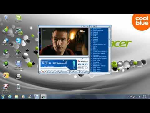 Trust Mini DVB T USB Stick review en unboxing (NL/BE)