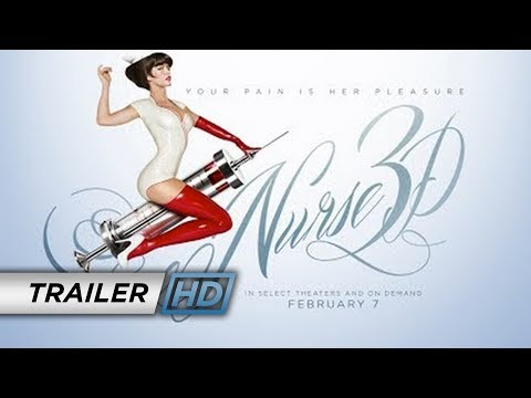 Nurse 3D (2013) - Official Trailer