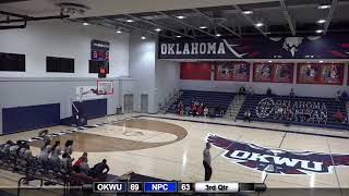 JVWBB - OKWU vs National Park College
