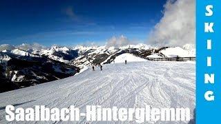 Video Sony FDR-X3000: Skiing in Saalbach Hinterglemm, Austrian Alps 2017 MP3, 3GP, MP4, WEBM, AVI, FLV Mei 2017