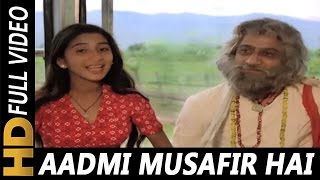 Aadmi Musafir Hai Aata Hai Jata Hai  Lata Mangeshkar Mohammed Rafi  Apnapan 1977 Songs