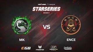 ENCE vs MK, game 3