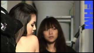 Cận cảnh hậu trường phim nóng của Maria Ozawa