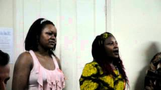 Student Speech - Harmony Day 2012 -  Joyce Muthoni