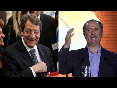 Αναστασιάδης – Μαλάς στον β' γύρο των εκλογών