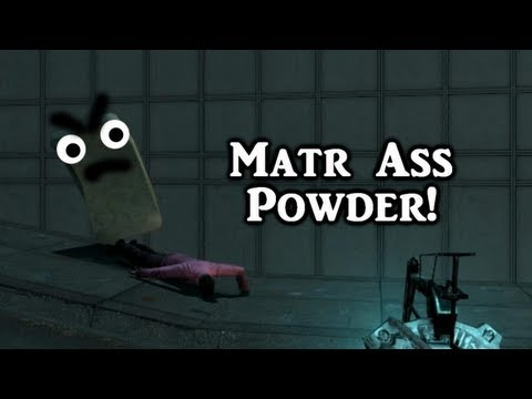 Matr Ass Powder (Garry's Mod - 6к)
