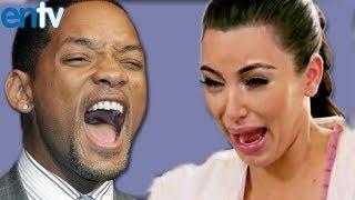 Will Smith Makes Fun of The Kardashians