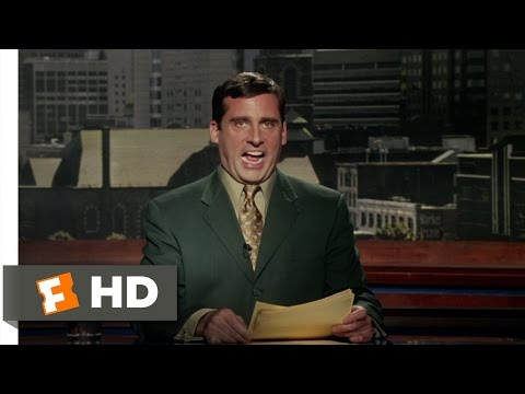 Evan's Unique Broadcast - Bruce Almighty (6/9) Movie CLIP (2003) HD