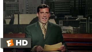 Evan's Botched Broadcast - Bruce Almighty (6/9) Movie CLIP (2003) HD