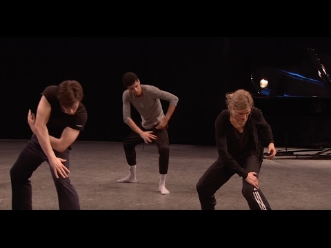 Watch: Rehearsals for Crystal Pite's new ballet