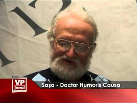 Saşa – Doctor Humoris Causa