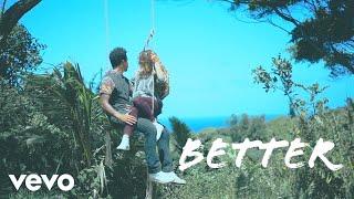 AJ Salvatore, Fluencee - Better (Lyric Video) ft. Bri Tolani