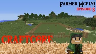 We make a farm :)Join the server!IP play.craftcore.usSong By:Dr. Dre - The Next Episode (San Holo Remix)Support the Original: http://apple.co/1eNCrWUCheck out our sponsors! very good peopleMyVariety.net