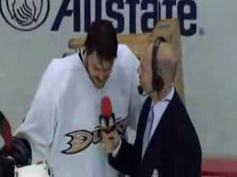 Selanne OT GWG vs. Red Wings 5/20/07