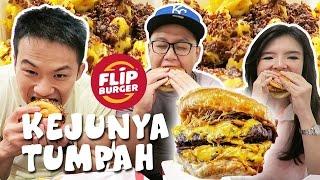 Video Flip Burger : Burger Paling Enak Di Jakarta ??? ft  Shandy Koo (Last Day Production) MP3, 3GP, MP4, WEBM, AVI, FLV Maret 2018