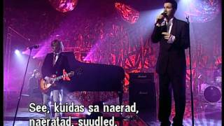Reverend B & Crux - Everytime I Tell You (Eesti NF 2006)