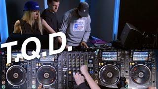 TQD - Live @ DJsounds Show 2016