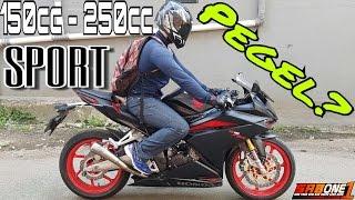 Video Motor Sport 150cc - 250cc TERPEGEL! Cara mengatasi rasa pegel naik Motor Sport? MP3, 3GP, MP4, WEBM, AVI, FLV Desember 2017