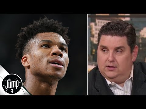 Video: ESPN NBA Power Rankings reaction: Should the Bucks really be No. 1? | The Jump