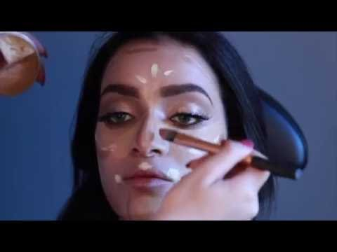 soft bridal makeup - ميك اب عروس ناعم @sara.mua (видео)