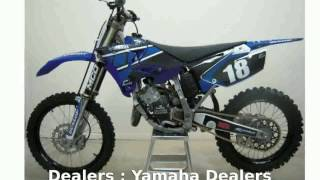 2. 2008 Yamaha YZ 125 - Specification, Specs