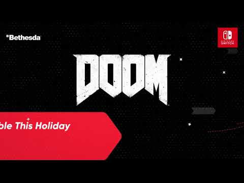 Doom and Wolfenstein 2 for Switch Announcement Trailer