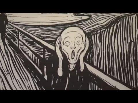 Στη Ρωσία η «Κραυγή» του Έντβαρτ Μουνκ