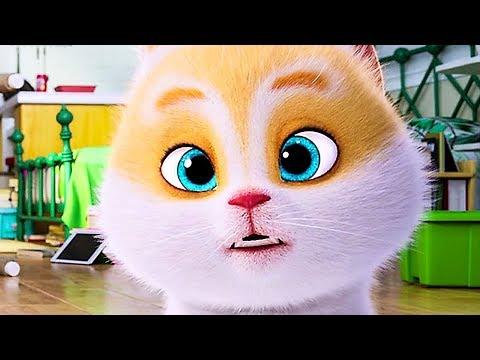 OSCAR ET LE MONDE DES CHATS Bande Annonce (2018) Film d'Animation