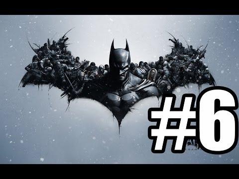 Прохождение Batman Arkham Origins Часть 6