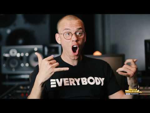 Logic talks Everyday, Working with Marshmello, Elton John, EDM, Katy Perry + More (видео)
