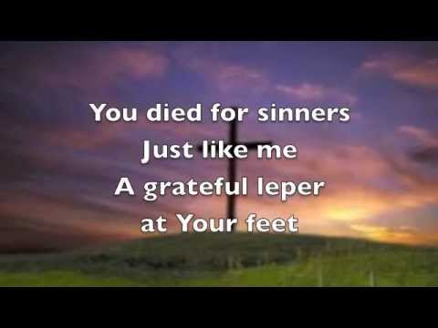 Jesus, Friend Of Sinners - Casting Crowns