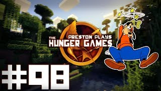 HUNGER GAMES HACKER?! - Minecraft: Hunger Games w/Preston, Woofles&Lachlan #98