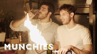 A Wine-Fueled Night in Paris with Pierre Touitou: Chef's Night Out by Munchies